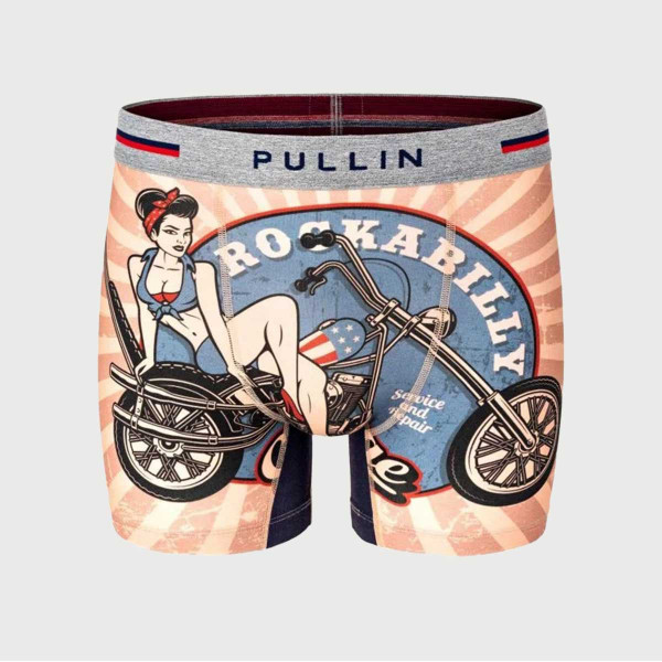 PULL IN BOXER HOMME FASHION 2 ROCKABILLY