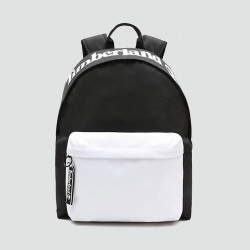TIMBERLAND BACKPACK C BLOCK NOIR/BLANC