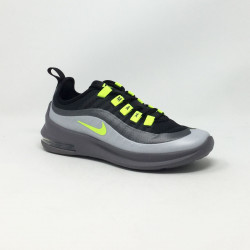 NIKE AIR MAX AXIS GRIS/JAUNE