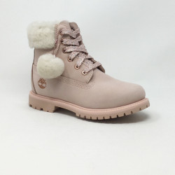 TIMBERLAND 6IN PREMIUM ROSE