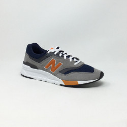 NEW BALANCE CM997 MARINE/ORANGE