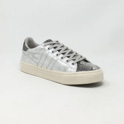 GOLA ORCHID 2 SNAKE SILVER