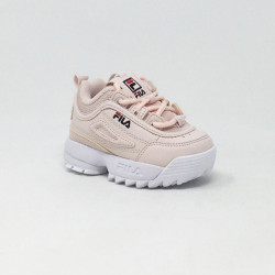 FILA DISRUPTOR KIDS LOW ROSE