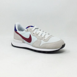 NIKE INTERNATIONALIST BLANC/ROUGE