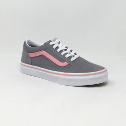 VAN'S OLD SKOOL POP GRIS/ROSE