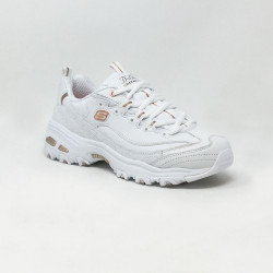 SKECHERS D'LITES FRESH START BLANC