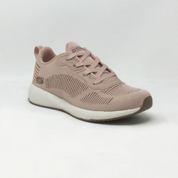 SKECHERS BOBS SQUAD GLAM LEAGUE ROSE