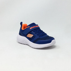 SKECHERS BOUNDER ZALLOW MARINE/ORANGE
