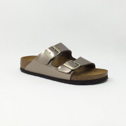 BIRK ARIZONA ELECTRIC METALLIC TAUPE
