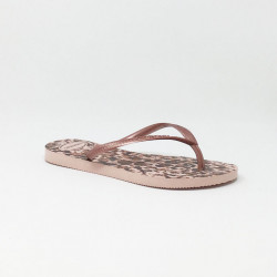 HAVAIANAS SLIM ANIMALS ROSE