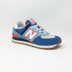 NEW BALANCE ML574 D BLEU