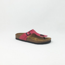 BIRK GIZEH VERNIS/ROSE-RED