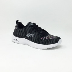 SKECHERS SKECH-AIR NOIR/BLANC