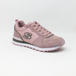 SKECHERS OG 85 STEP MAUVE
