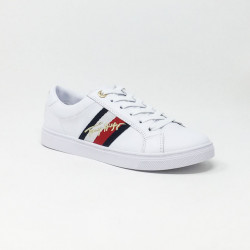 TOMMY HILFIGER SIGNATURE CUPSOLE SNEAKER