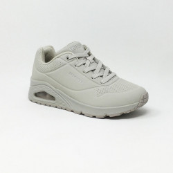 SKECHERS UNO STAND ON AIR BLANC