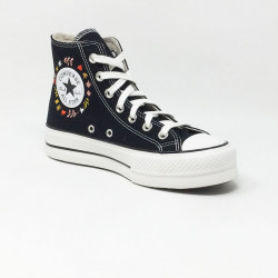 CONVERSE HI LIFT NOIR PATCH