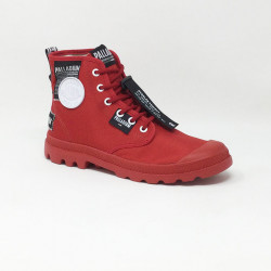 PALLADIUM PAMPA LITE OVERLAB RED SALSA