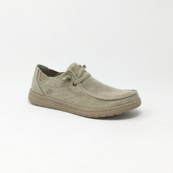 SKECHERS MELSON-RAYMON TAUPE
