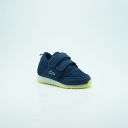 LACOSTE LIGHT MARINE/JAUNE