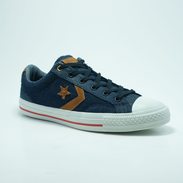 Hommes Converse Star Player Blue Ox Sneakers