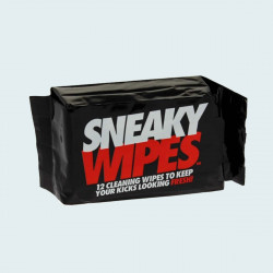 SNEAKY WIPES LINGETTES