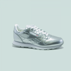 REEBOK CLASSIC LEATHER ARGENT