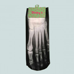 DINKYS CHAUSSETTE FANTAISIES X-RAY