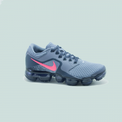 NIKE AIR VAPORMAX GS  GRIS/ROSE