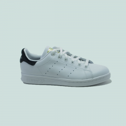 ADIDAS STAN SMITH J  BLANC/NOIR