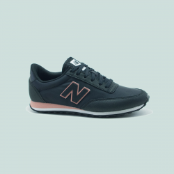 NEW BALANCE WL 410 NOIR/ROSE