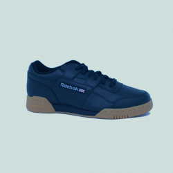 REEBOK WORKOUT PLUS NOIR/BEIGE