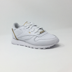 REEBOK CLASSIC LEATHER  BLANC
