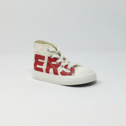 CONVERSE CTAS HI NATURAL/RED