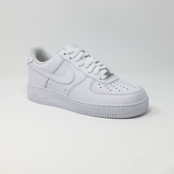 NIKE AIR FORCE1' 07  BLANC