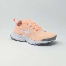 NIKE PRESTO FLY GS  ROSE/BLANC