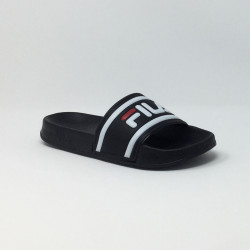 FILA MORRO BAY SLIPPER W  NOIR