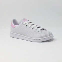 ADIDAS STAN SMITH W BLANC/ROSE