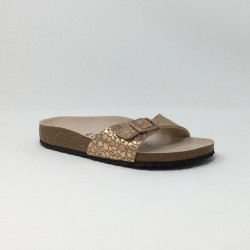 BIRK MADRID METALLIC/COPPER