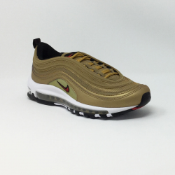 NIKE AIR MAX 97 OG METALLIC/GOLD