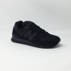 NEW BALANCE ML574 D NOIR