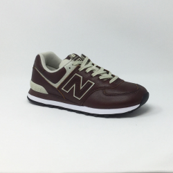 NEW BALANCE ML574 D MARRON
