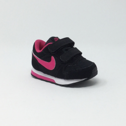 NIKE MD RUNNER 2 NOIR/ROSE