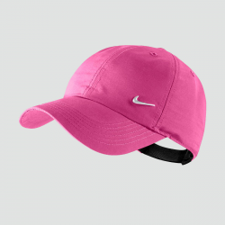 NIKE CASQUETTE KIDS HERITAGE 86 ROSE