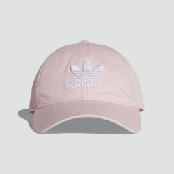 ADIDAS ORIGINALS TREFOIL CAP ROSE