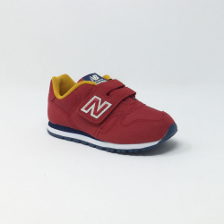 NEW BALANCE KV373 M ROUGE/BLEU