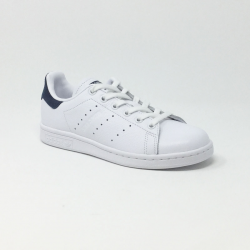 ADIDAS STAN SMITH BLANC/MARINE