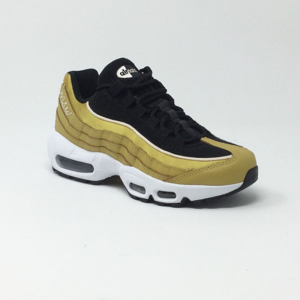 NIKE AIR MAX 95 OR/NOIR