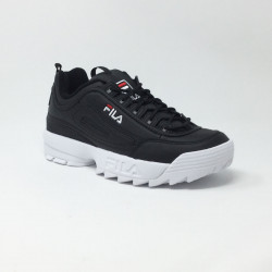FILA DISRUPTOR LOW NOIR