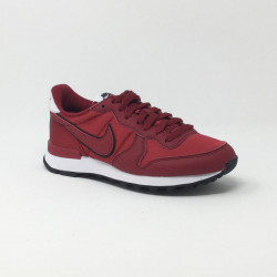 NIKE INTERNATIONALIST HEAT ROUGE/BLANC